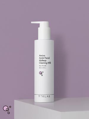 氨基酸溫和卸妝乳-預計10月底補貨,請先點貨到通知。