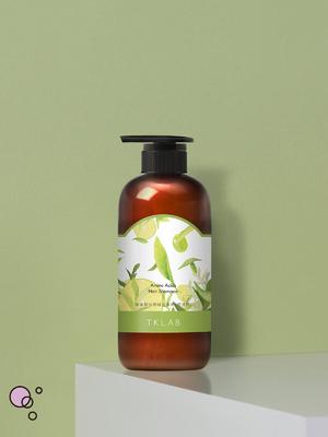 胺基酸油頭版洗髮精(超涼感)